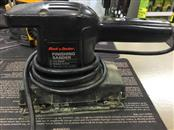 BLACK&DECKER Vibration Sander 7436 FINISHING SANDER